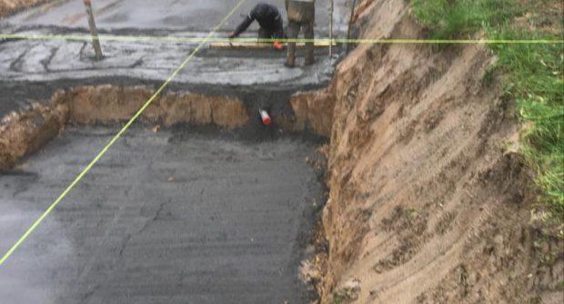 bouwrijp maken bouwput terrein grondwerk