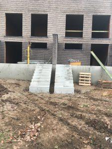 Bogaarden betonnen prefab trap niveauverschil oplossen_3004