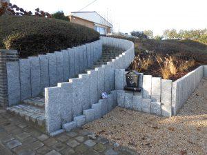 graniet palissade Vlezenbeek