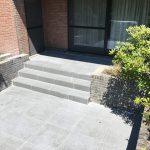 Lennik keramische tegels terras trap - Massaert bvba