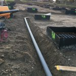 Melle rioleringswerken aanleg basisschool en turnzaal_0248 - Massaert bvba