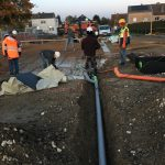 Melle rioleringswerken aanleg basisschool en turnzaal_0249 - Massaert bvba
