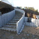 Vlezenbeek palissade graniet - Massaert bvba