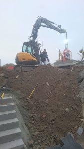 aanleg buitentrap beton Gooik_1250