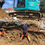 aanleg hoofdriolering Sint-Pieters-Leeuw verkaveling_4100 2 - Massaert bvba