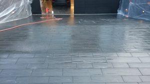 oprit replica tegels helling Dilbeek_1009