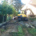 plaatsing keerwanden l-profielen tuin Vlezenbeek_0679 - Massaert bvba