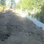 plaatsing keerwanden l-profielen tuin Vlezenbeek_0694 - Massaert bvba