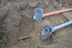 project gescheiden riolering afvoer RWA DWA Dilbeek regenwaterput_0585