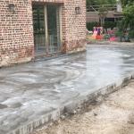 terras gepolierd beton Vlezenbeek - Massaert bvba