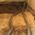 drainage garage nieuwe gepolierd beton 6 - Massaert bvba