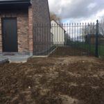 aanleg buitentrap pad voordeur kassei terras oprit grind 16 - Massaert bvba