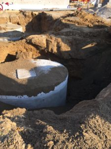 Melle rioleringswerken aanleg basisschool en turnzaal_mei 2020-10