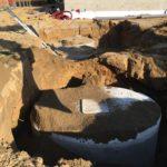 Melle rioleringswerken aanleg basisschool en turnzaal_mei 2020-13 - Massaert bvba