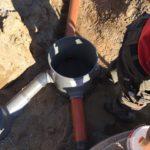 Melle rioleringswerken aanleg basisschool en turnzaal_mei 2020-18 - Massaert bvba
