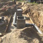 Melle rioleringswerken aanleg basisschool en turnzaal_mei 2020-21 - Massaert bvba