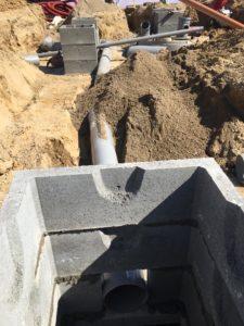 Melle rioleringswerken aanleg basisschool en turnzaal_mei 2020-6