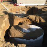 Melle rioleringswerken aanleg basisschool en turnzaal_mei 2020-9 - Massaert bvba