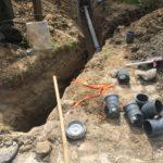 aanleg gescheiden riolering afkoppeling Sint-Pieters-Leeuw_1181 - Massaert bvba