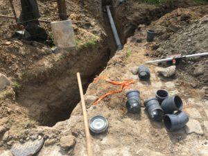 aanleg gescheiden riolering afkoppeling Sint-Pieters-Leeuw_1181