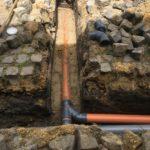 aanleg gescheiden riolering afkoppeling Sint-Pieters-Leeuw_1185 - Massaert bvba