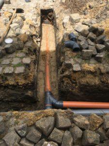 aanleg gescheiden riolering afkoppeling Sint-Pieters-Leeuw_1185