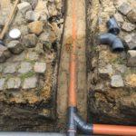 aanleg gescheiden riolering afkoppeling Sint-Pieters-Leeuw_1186 - Massaert bvba