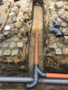aanleg gescheiden riolering afkoppeling Sint-Pieters-Leeuw_1186