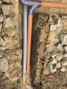 aanleg gescheiden riolering afkoppeling Sint-Pieters-Leeuw_1187