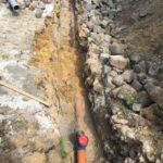 aanleg gescheiden riolering afkoppeling Sint-Pieters-Leeuw_1193 - Massaert bvba