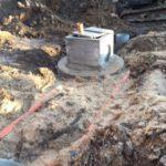 aanleg gescheiden rioleringsstelsel Schepdaal infiltratieput hemelwaterput septische put 10 - Massaert bvba