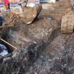 aanleg gescheiden rioleringsstelsel Schepdaal infiltratieput hemelwaterput septische put 14 - Massaert bvba