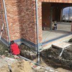 aanleg gescheiden rioleringsstelsel Schepdaal infiltratieput hemelwaterput septische put_0729 - Massaert bvba