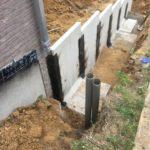 aanleg gescheiden rioleringsstelsel Vlezenbeek met infiltratieput hemelwaterput septische put_0746 - Massaert bvba