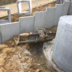 aanleg gescheiden rioleringsstelsel Vlezenbeek met infiltratieput hemelwaterput septische put_0750 - Massaert bvba