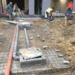 aanleg gescheiden rioleringsstelsel Vlezenbeek met infiltratieput hemelwaterput septische put_0768 - Massaert bvba
