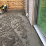 aanleg gescheiden rioleringsstelsel Vlezenbeek met infiltratieput hemelwaterput septische put_0781 - Massaert bvba