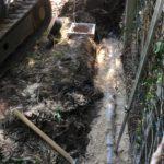 aanleg hemelwaterafvoer en drainage gescheiden riolering Dilbeek_1094 - Massaert bvba