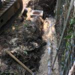 aanleg hemelwaterafvoer en drainage gescheiden riolering Dilbeek_1095 - Massaert bvba