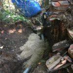 aanleg hemelwaterafvoer en drainage gescheiden riolering Dilbeek_1097 - Massaert bvba