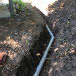aanleg hemelwaterafvoer en drainage gescheiden riolering Dilbeek_1098 - Massaert bvba