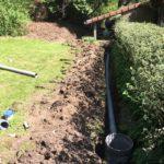 aanleg hemelwaterafvoer en drainage gescheiden riolering Dilbeek_1107 - Massaert bvba