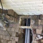aanleg hemelwaterafvoer en drainage gescheiden riolering Dilbeek_1108 - Massaert bvba
