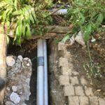 aanleg hemelwaterafvoer en drainage gescheiden riolering Dilbeek_1109 - Massaert bvba