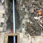 aanleg hemelwaterafvoer en drainage gescheiden riolering Dilbeek_1110 - Massaert bvba
