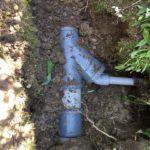 aanleg hemelwaterafvoer en drainage gescheiden riolering Dilbeek_2 - Massaert bvba