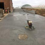 aanleg oprit gepolierd beton Sint-Pieters-Leeuw_0715 - Massaert bvba