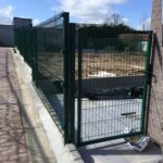 aanleg tuinafsluiting Sint-Pieters-Leeuw - Massaert bvba
