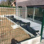 aanleg tuinafsluiting Sint-Pieters-Leeuw 3 - Massaert bvba