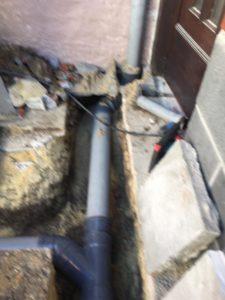 afkoppeling scheiden riolering Ruisbroek 4